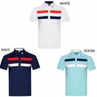 Foot j_y Polo shirt golf baju kaos olahraga sport pria men