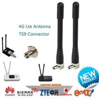 Antena Modem TS9 For Huawei ZTE Bolt Slim Sepasang Isi 2 pcs