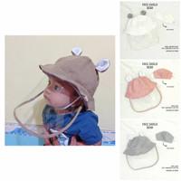 (Free Masker) Topi Face Shield Bayi Anak Anti Corona Droplet