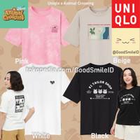 UNIQLO UT x Animal Crossing T-SHIRT LENGAN PENDEK KAOS WANITA JASTIP