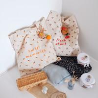 Tote bag kanvas lucu/aesthetic/amigurumi/gantungan kunci/mug/gift/kado