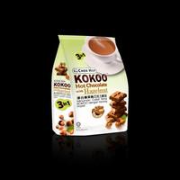 chek hup kokoo hot chocolate with hazelnut