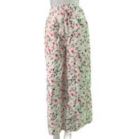 Celana Kulot Wanita Rumah // Motif Bunga // Celana Monalisa