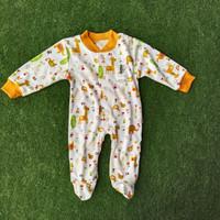 Nova Baju Kodok Bayi - Jumper Baju Baby Motif Hewan 0-3 Bulan