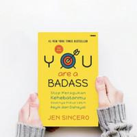 You Are A Baddas Jen Sincero Buku Pengembangan Diri