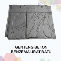 Genteng Beton Benzema type Urat Batu