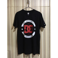 DC Black Slim Fit T-Shirt size M