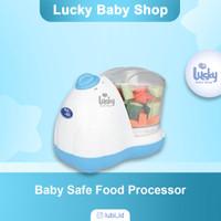 BABY SAFE SMART BABY FOOD PROCESSOR LB 609