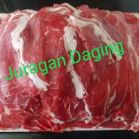 beef slice 500gr promo