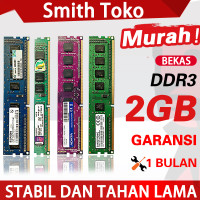 Memori PC DDR3 2GB PC RAM