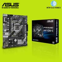 ASUS Prime H410M-E Intel LGA 1200 Micro ATX Motherboard