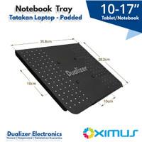 Aksesoris Bracket Monitor - Tatakan Alas Laptop/Notebook Padded Tray