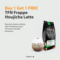 [Buy 1 Get 1] TFN Frappe Houjicha Latte