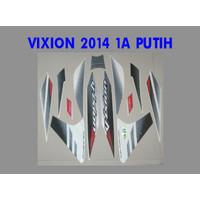 Vixion 2014 Motor Stiker / Lis / Striping / Stripping
