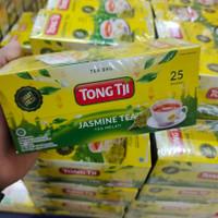 Teh Tong Tji Jasmine Tea isi 25's   teh tongtji jasmine tea melati