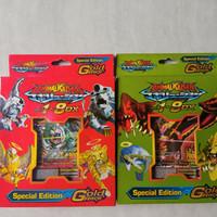 Animal Kaiser Evolution 1-8dx special rare
