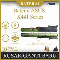 Baterai ASUS X441 X441S X441SA X441SC X441U X441UA X441SC A31N1537