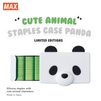 MAX STAPLES CASE NO.10-1M SILICONE PANDA (LIMITED EDITIONS)
