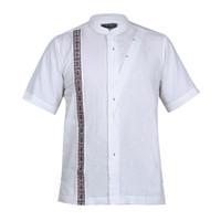 Baju Koko Pria Zeintin UJ 0356 Putih