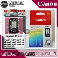 Cartridge Canon CL-811 Warna