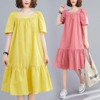 EVELYN DRESS - PREMIUM DRESS CHEONGSAM QIPAO IMPORT HK BIG SIZE/JUMBO