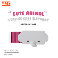 MAX STAPLES CASE NO.10-1M SILICONE ELEPHANT (LIMITED EDITIONS)
