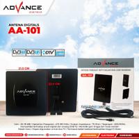 antena tv led lcd digital advance aa 101 aa101 luar dan dalam ruangan