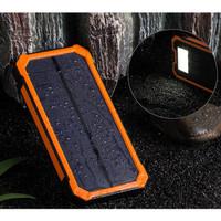 Solar Power Bank ALLPOWERS 2 USB Port 20000mAh - ES100 - Orange