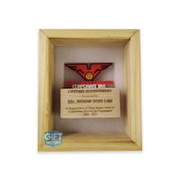 Mini Custom 3D Print Trophy/ Plakat/Souvenir Penghargaan