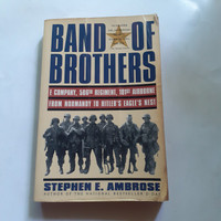 BAND OF BROTHERS - STEPHEN E. AMBROSE