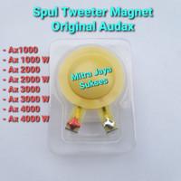 Spul Tweeter Audax Ax 1000 Ax 2000 Ax 3000 Ax 4000 Original Audax