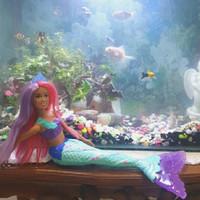 Barbie Dreamtopia Mermaid Mattel Original Nib Nrfb-Boneka Putri Duyung