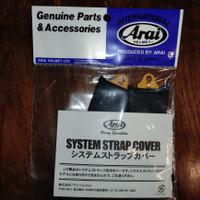 Chinstrap Strap Cover Arai RR4 RR5 ASTRO IQ RAPIDE IR CORSAIR PROFILE
