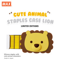 MAX STAPLES CASE NO.10-1M SILICONE LION (LIMITED EDITIONS)