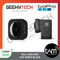 GoPro Max Lens Mod HERO9 Black / Go Pro HERO 9 Max len Mod Resmi TAM