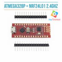 Nano rf V3.0 ATmega328P + NRF24l01 2.4G kompatibel Arduino Nano V3