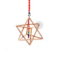 Soulstar Of Merkaba Copper - Tetraherdon Star Of David - Level 2