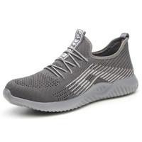 Sepatu Safety, Ringan dan Trendy Suadex Sport Gray 39 40 41 42 44