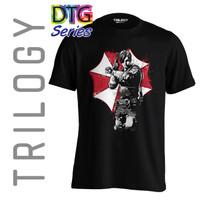 TRILOGY DTG 0537 - Resident Evil - Leon Vintage - Kaos Premium - GAME