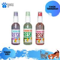 Parfum Wangi Kucing Anjing FRESH COLOGNE PET AROMA THERAPHY 60ML