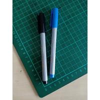 [ 1 PCS ] Pulpen / Pulpen Pilot Balliner / Bollpen / Ball Liner 0.8mm - Biru