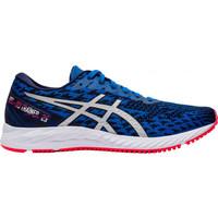 Sepatu Lari Womens Original Asics Gel DS Trainer 25 Blue 1012A579400
