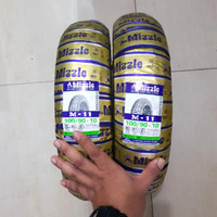 Ban Vespa Mizzle M11 Ring 10 100 90 Set Tubeless Sprint Excell PX