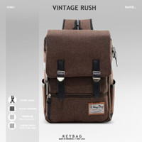 Ransel Pria Key Bag Vintage Rush