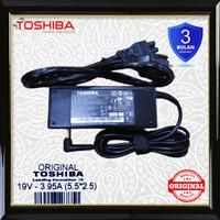 Adaptor Charger Laptop Toshiba Satellite C640 C855D C875 L350D ORI
