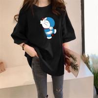 baju kaos wanita murah atasan Doraemon LD 100