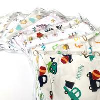 Bebiso Bedong Instan Bayi Swaddle Adjustable Infant Wrap Newborn - 12m