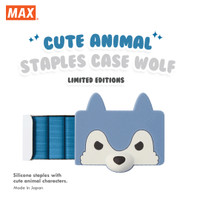 MAX STAPLES CASE NO.10-1M SILICONE WOLF (LIMITED EDITIONS)