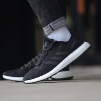 Sepatu Adidas Pureboost LTD Black White