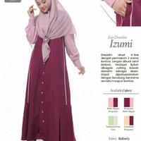 Rabbani Exo Dresslim Izumi Gamis Baju Muslim Wanita